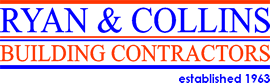 Ryan & Collins Limited - We are building contractors specialising in home extensions, refurbishment and new build projects and are based in Bedfont, Middlesex.